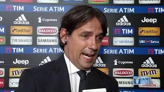 L'analisi di mister #Inzaghi nel post partita di #JuveLazio