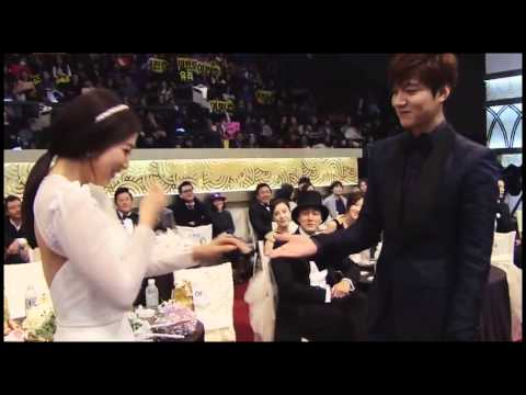 Lee Min Ho & Park Shin Hye: If you just realize...