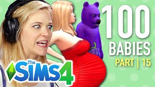 Single Girl's Son Is A Bear In The Sims 4 | Part 15