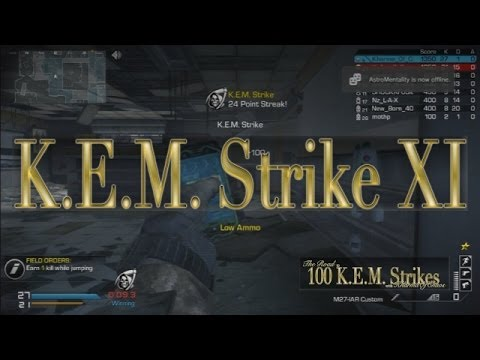 K.E.M. Strike XI on 'The Road to 100 K.E.M. Strikes' with KharmaOfChaos