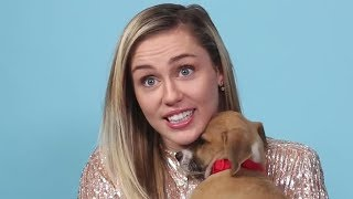 Miley Cyrus Reveals WHY She Sang
