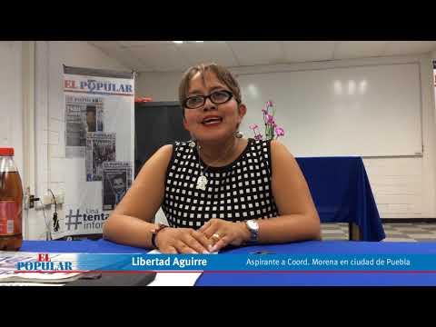 Entrevista con Libertad Aguirre