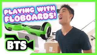 Playing with FloBoards!