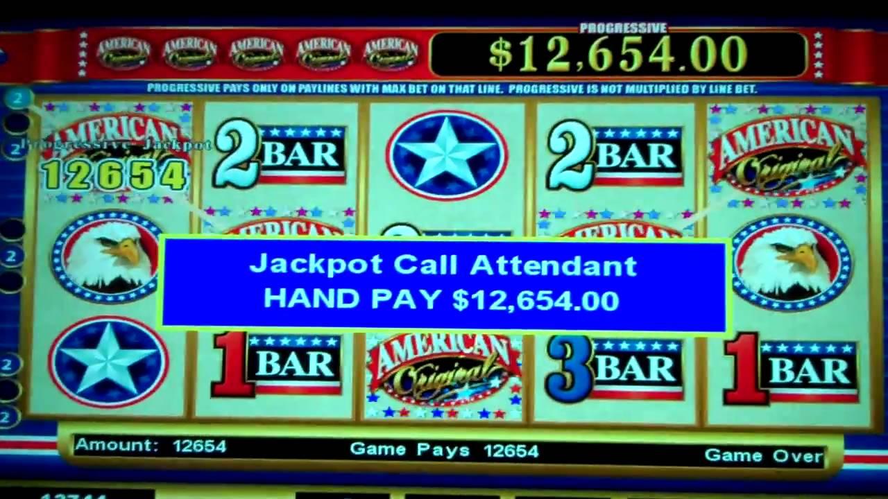 american original slot machine cheat