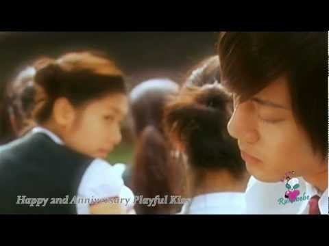 Happy 2nd Anniversary Playful Kiss