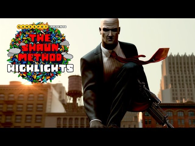 Hitman Absolution Highlights - The Shaun Method