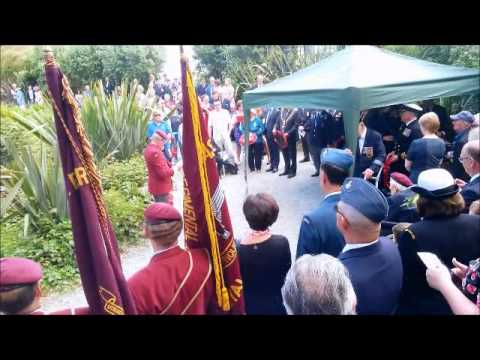 Trebah Military Day 2014 commemorating D Day 70