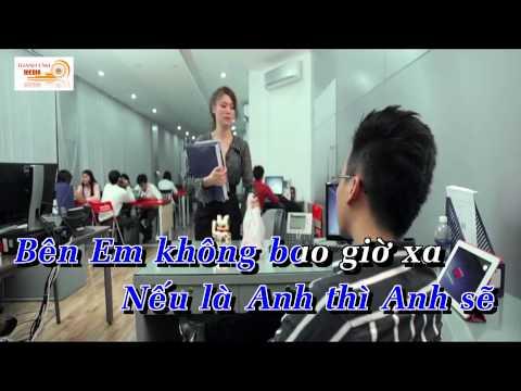 [karaoke] Nếu Là Anh - The Men (full beat)