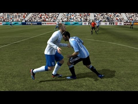 FIFA 12 - Mission Headbutt