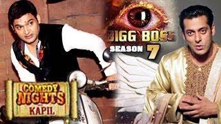 Comedy Nights With Kapil On BIGG BOSS Season 7 15th