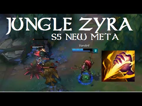 Jungle Zyra Guide!! (S5 New Meta)