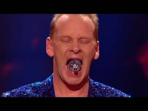 Stevie Starr - Britain's Got Talent 2010 - Semi-final 1