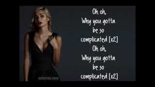 Pia Mia - Complicated