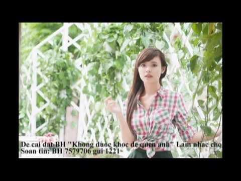 [MV] Không được khóc để quên anh - Quỳnh Nga