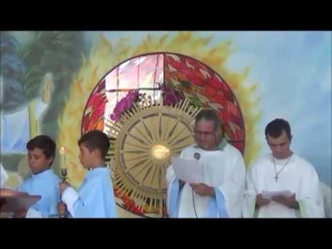 Santo Evangelho - Missa de Ramos 09.04.2017