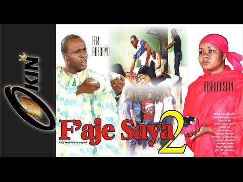 Faje Saya (Part 2) - Yoruba Movie
