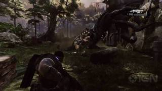 Gears Of War 3 Demo IGN Live E3 2010