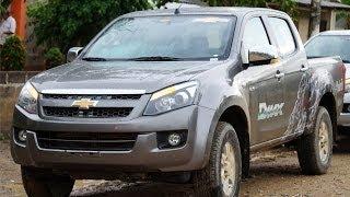 Nueva Chevrolet D-Max 2014 En Colombia Lanzamiento