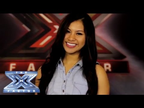Yes, I Made It! Ellona Santiago - THE X FACTOR USA 2013