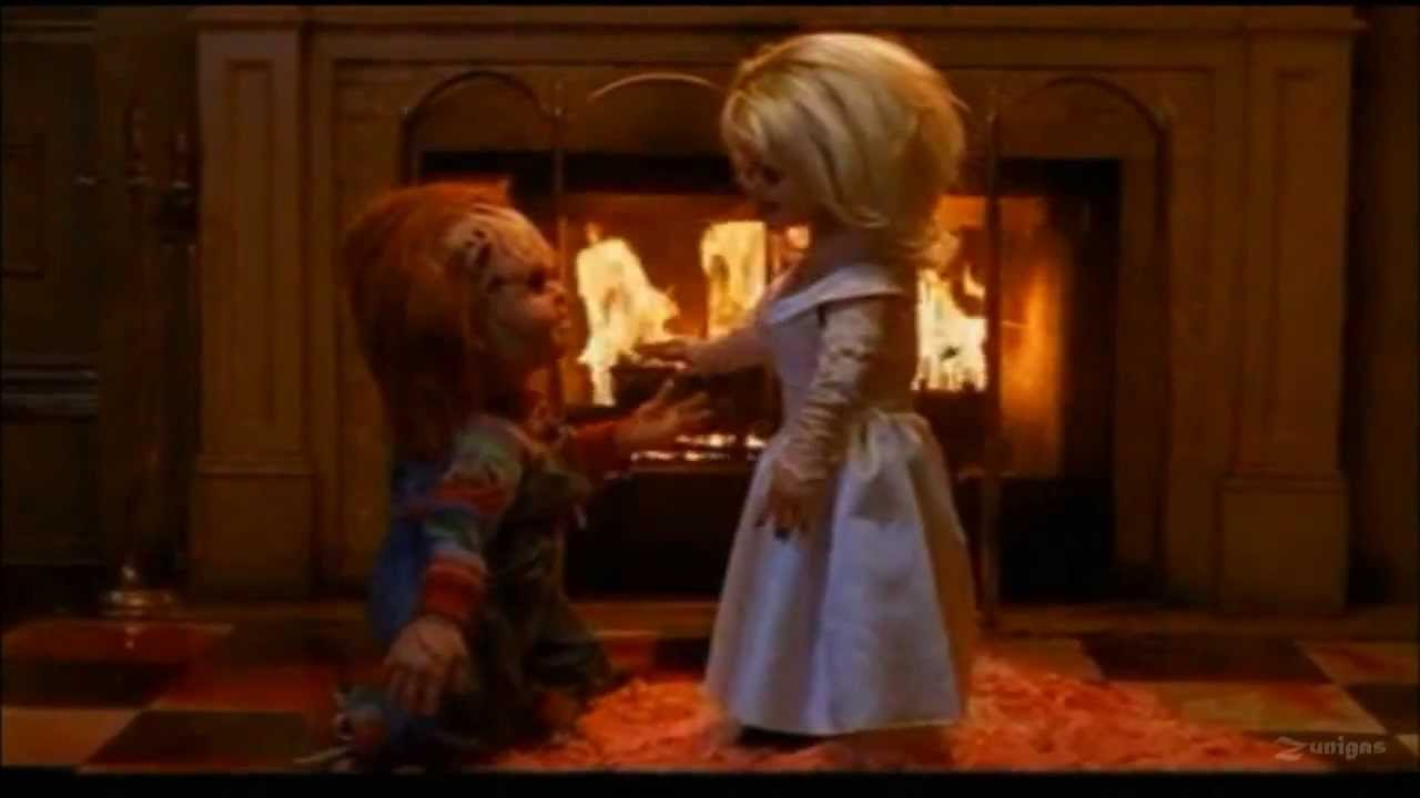 bride of chucky naked