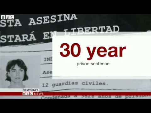 Spain releases Eta convict after ECHR ruling