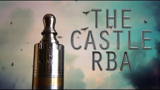 The Castle RDA by VapeSmith ( rebuildable )