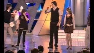КВН Лучшее: КВН Высшая лига (2009) 1/8 - Федор Двинятин - Приветствие