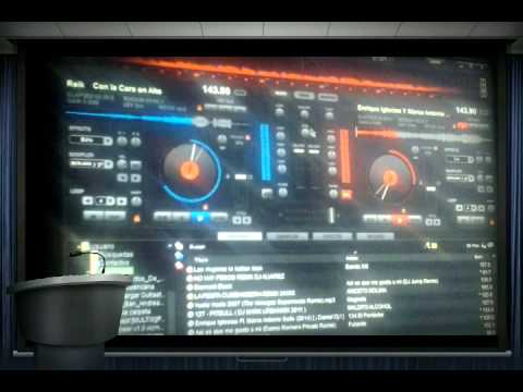 COMO CAMBIAR LOS SKINS VIRTUAL DJ PRO 7 Y OTROS COSAS MAS. CON - DJ OSCAR EL PATO MIX