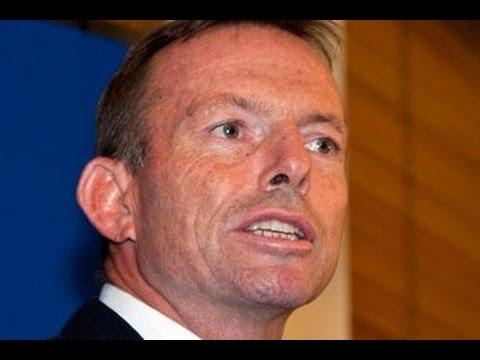 Tony Abbott tells Kevin Rudd to Shut Up #Auspol