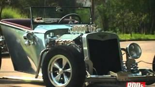 Hot Rod De Alumínio