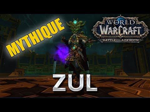 WoW BFA #41 : Prophète Zul MM