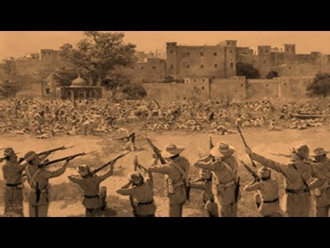 Story of Jallianwala Bagh And Udham Singh's sacrifice By ...