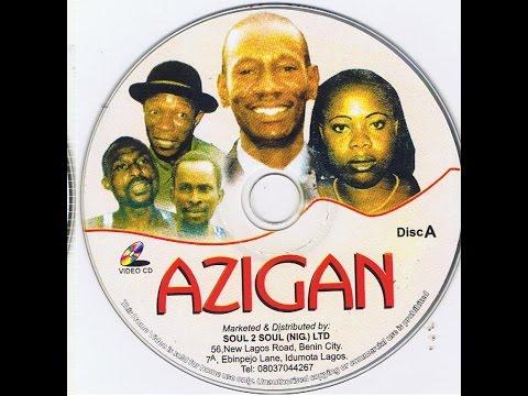 Edo benin movie Azigan 1