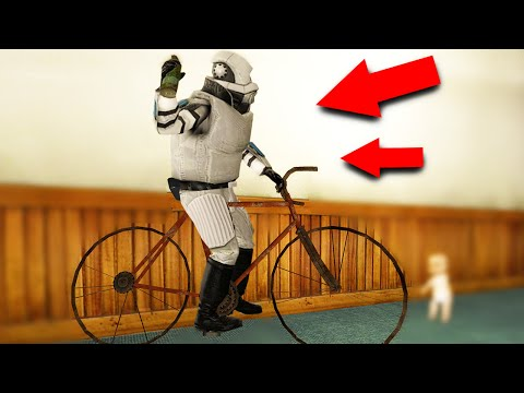 THE BIKE IS A PROP! (GMod Prop Hunt)