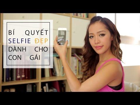 Cách selfie/ chụp ảnh đẹp dành cho con gái - [Học tiếng Anh cùng Michelle Phan]