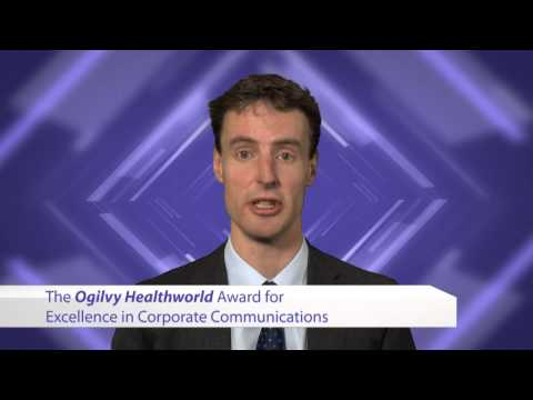Communique Awards 2013: The Ogilvy Healthworld Award for Excellence in Corporate Communications
