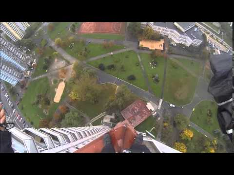 Katowice Gwiazda BASE jumping