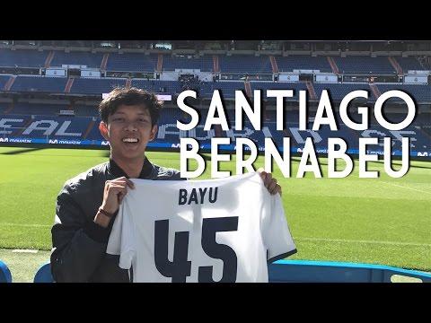 BELUM MANDI KE SANTIAGO BERNABEU