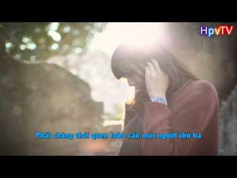 [Karaoke HD] Như Người Xa Lạ - Vương Anh Tú