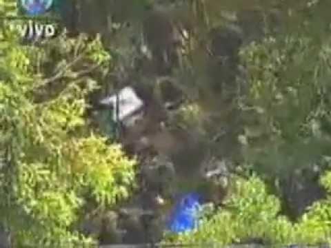 Primeiro Plantão da Globo - Resgate dos corpos do Mamonas Assassinas (03/03/1996)