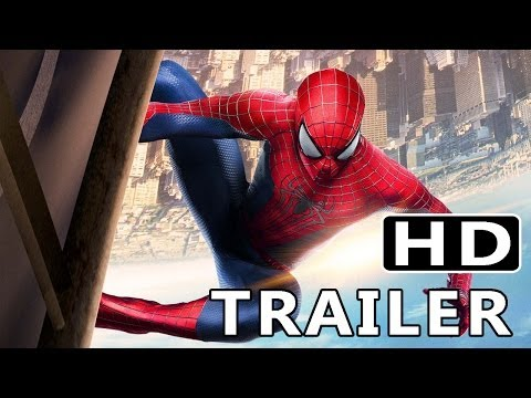 Official HD Trailer | The Amazing Spider Man 2 | Andrew Garfield 2014