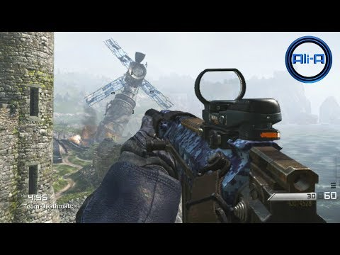 Call of Duty: GHOST multiplayer GAMEPLAY