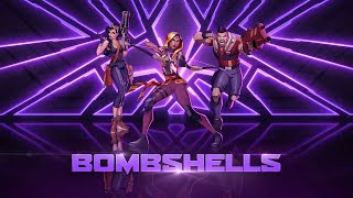 Agents of Mayhem - 'Bombshells' Trailer