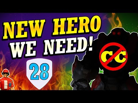 Overwatch - New Hero 28 Abilities & Role Predictions + Why Tanks are in TROUBLE!