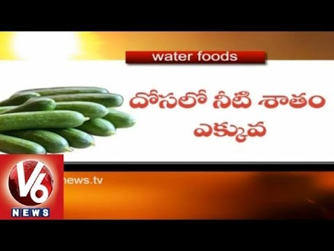 Fruits and Vegetables to Beat the Heat in Summer Season