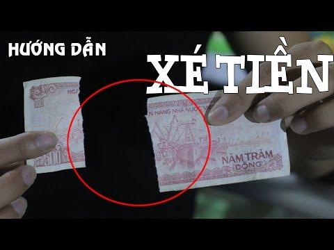 Vén Bí mật ảo thuật xé tiền nối lành - Hướng dẫn cách làm, Tập 49, Thanh Leeto
