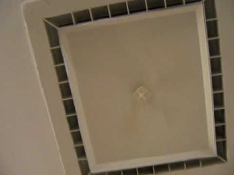 Mid 1980 39 S Vintage Fasco Bathroom Ventilation Fan YouTube