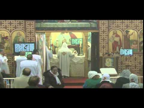 Wednesday Liturgy - H.G.Bishop Basenti - 4/23/2014