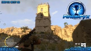 Sniper Elite 3 Mission 3 All Collectible Locations