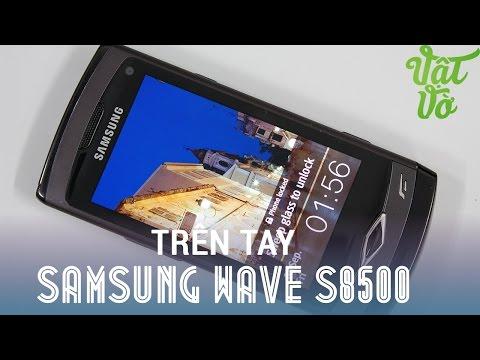 [Review dạo] Trên tay điện thoại smartphone làm từ kim loại ĐẦU TIÊN của Samsung !!!